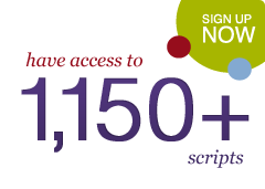 Members have access to 1,150+ scripts. Sign up here.