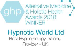 Best Hypnotherapy Training Provider - UK (2018)