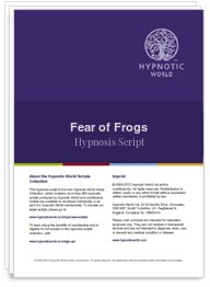 Fear of Frogs