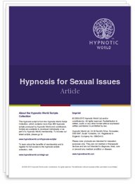 Hypnosis for Sexual Issues