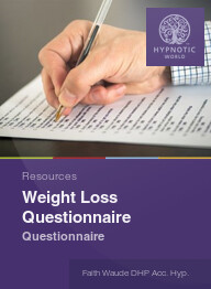 Weight Loss Questionnaire