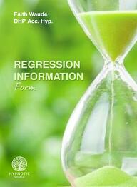 Regression Information Form