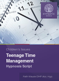 Teenage Time Management