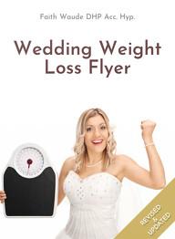 Wedding Weight Loss Flyer