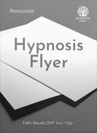 Hypnosis Flyer