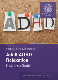 Adult ADHD Relaxation
