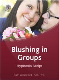 Blushing in Groups