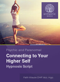 Connecting to Your Higher Self