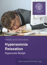 Hypersomnia Relaxation