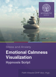 Emotional Calmness Visualization