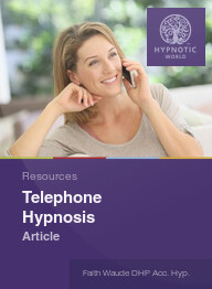 Telephone Hypnosis