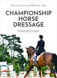 Championship Horse Dressage