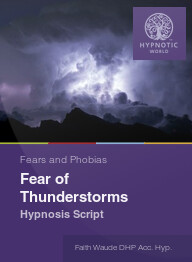 Fear of Thunderstorms