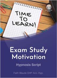Exam Study Motivation