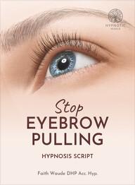 Stop Eyebrow Pulling