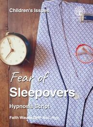 Fear of Sleepovers
