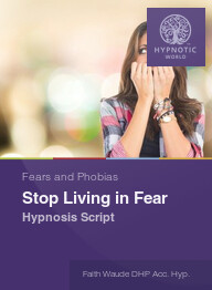 Stop Living in Fear