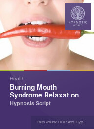 Burning Mouth Syndrome Relaxation