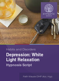 Depression: White Light Relaxation