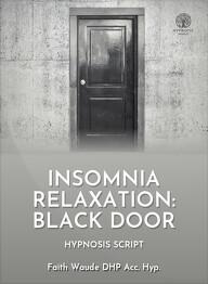 Insomnia Relaxation: Black Door