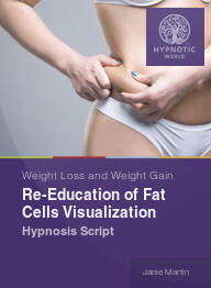Re-Education of Fat Cells Visualization