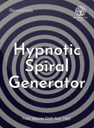 Hypnotic Spiral Generator