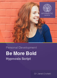Be More Bold