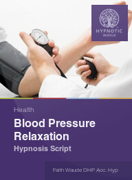 Blood Pressure Relaxation