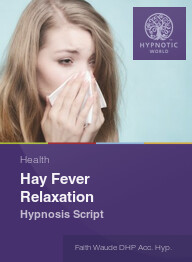 Hay Fever Relaxation