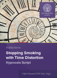 Stopping Smoking with Time Distortion