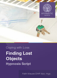 Finding Lost Objects