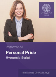 Personal Pride