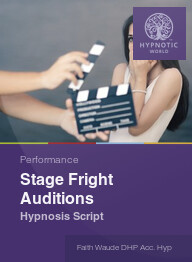 Stage Fright Auditions
