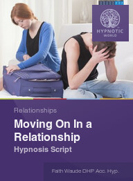 Moving on in a Relationship