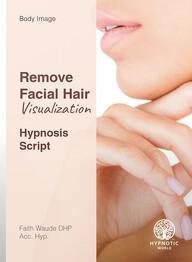 Remove Facial Hair Visualization
