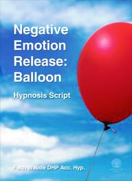 Negative Emotion Release: Balloon