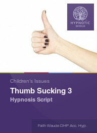 Thumb Sucking 3