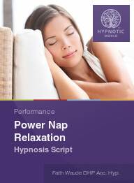 Power Nap Relaxation