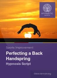Perfecting a Back Handspring