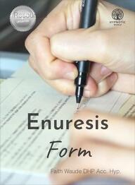 Enuresis Form