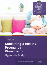 Sustaining a Healthy Pregnancy Visualization