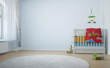 Empty nursery
