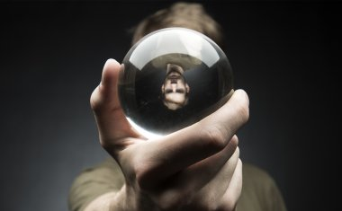 Conference crystal ball