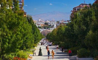 Road to Granada